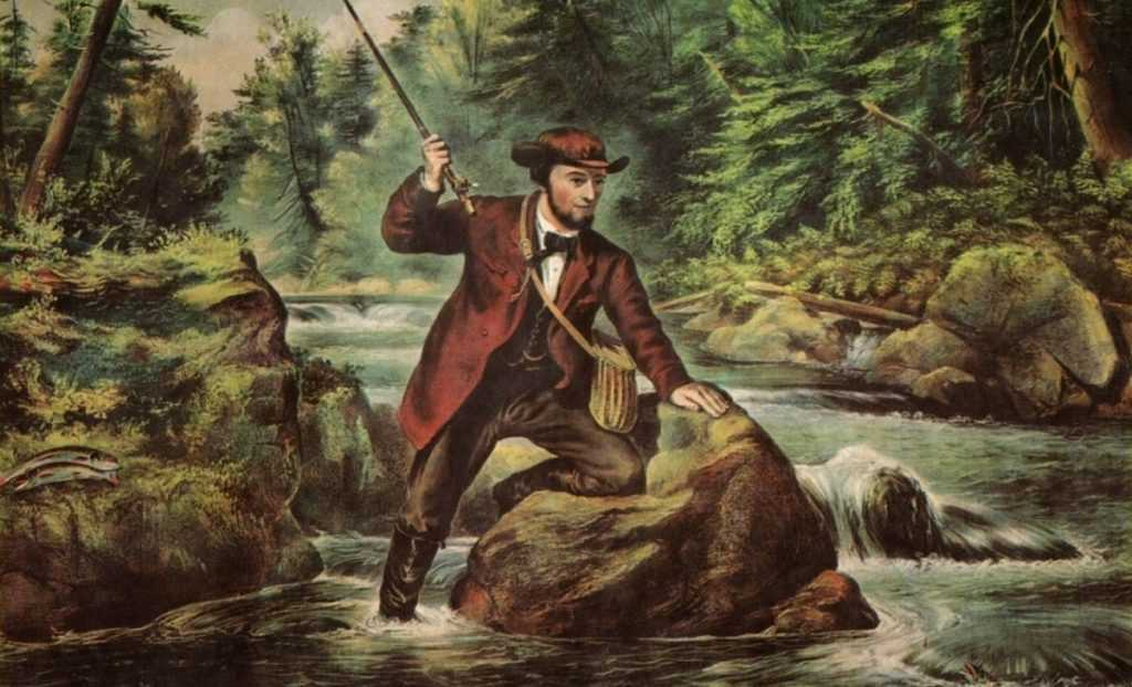 historie rybareni