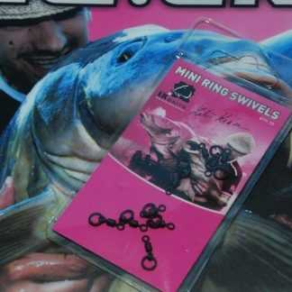 LK Baits Obratlíky Mini Ring Swivels