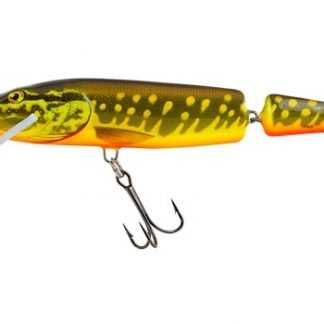 Salmo Wobler Pike Jointed Floating 11cm
