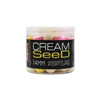 Munch Baits Plovoucí boilie Washed Out Pop-Ups Cream Seed 100g