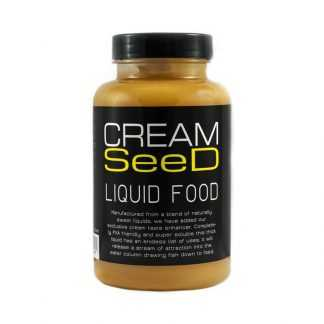 Munch Baits Booster Liquid Food Cream Seed 250ml