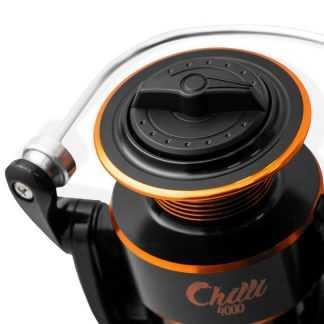 Delphin Náhradní kovová cívka pro Chilli 6000