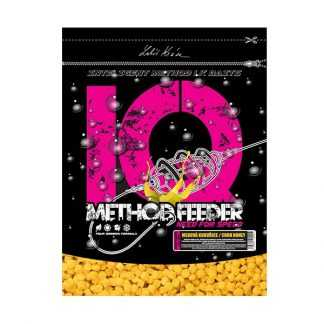 LK Baits Pelety IQ Method Feeder Speed Pellets Maďarský Med 600g
