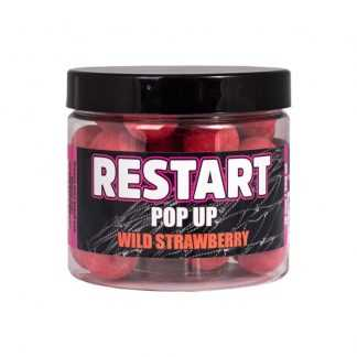 LK Baits Pop-up ReStart Wild Strawberry 18mm 200ml
