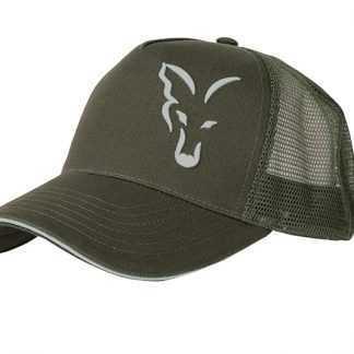 Fox Kšiltovka Green & Silver Trucker Cap