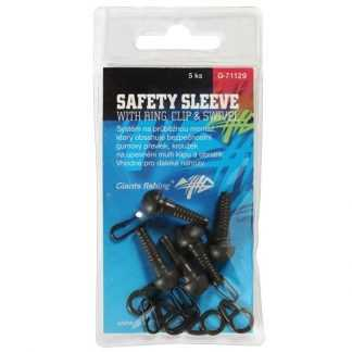Giants Fishing Montáž Safety Sleeve with Ring