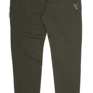Fox Tepláky Collection Green Silver Lightweight Jogger
