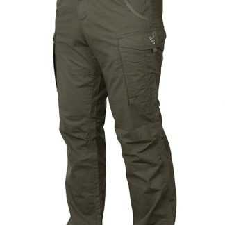 Fox Kalhoty Collection Green & Silver Combat Trousers