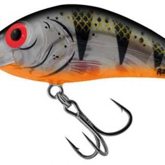 Salmo Wobler Rattlin Hornet Clear Floating Clear Young Perch