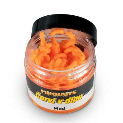 Mikbaits Červi v dipu 50ml