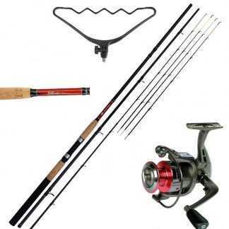 Giants Fishing Prut CLX Feeder TR 11ft Medium + hrazda + naviják zdarma!