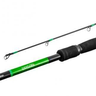Delphin Prut Wasabi Spin 180cm 10-30g