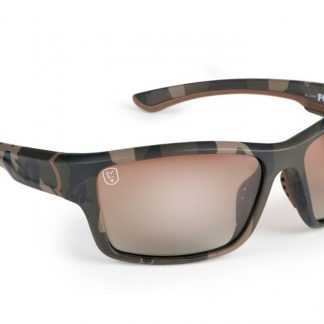 Fox Brýle Avius® Wraps Camo Frame Sunglasses Brown Gradient Lens