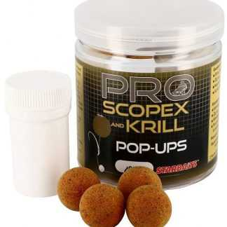 Starbaits Plovoucí boilie Probiotic Scopex & Krill 60g