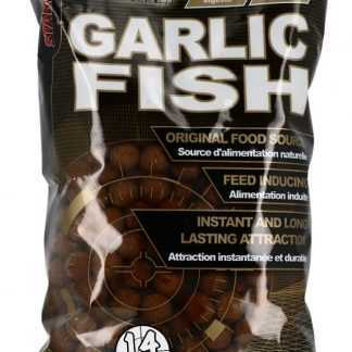 Starbaits Boilie Concept Garlic Fish