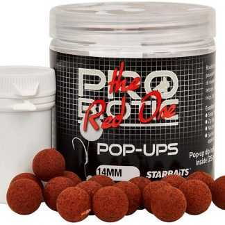 Starbaits Plovoucí boilie Probiotic Red One 60g