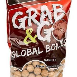 Starbaits Boilie Global Vanille