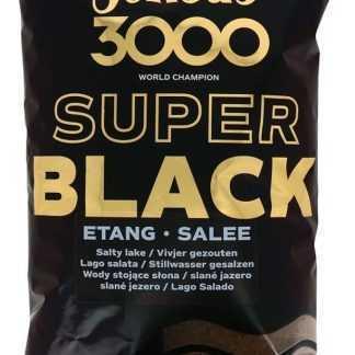 Sensas Krmítková směs 3000 Dark Salty 1kg