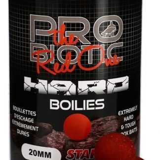 Starbaits Boilie Hard Probiotic Red One 20mm 200g