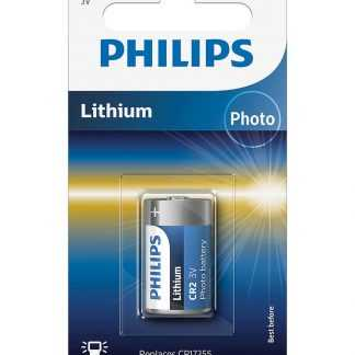 Philips Baterie CR2/3V 1ks