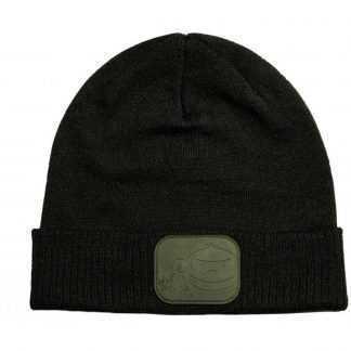 RidgeMonkey Čepice APEarel Dropback Beanie Hat Green