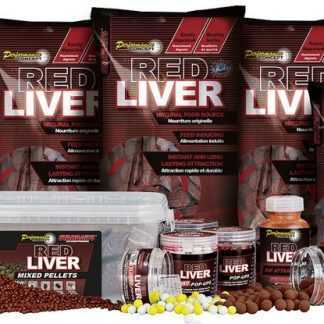 Starbaits Booster Red Liver Dropper 30ml