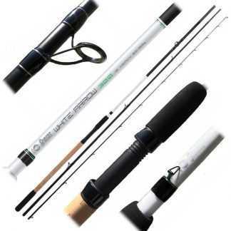 Sensas Prut Feeder White Arrow 300 3
