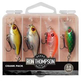 Ron Thompson Sada wobleru Crank Pack 4ks