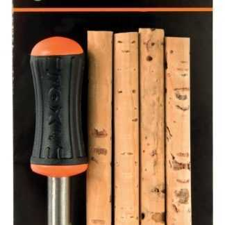 Fox Vrták Edges Tigernut Drill and Cork Sticks